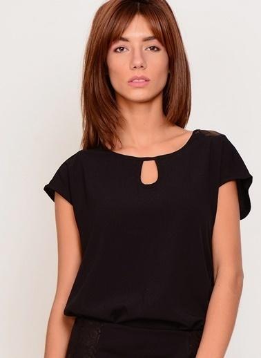 Only Only Siyah T-Shirt Siyah